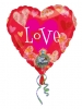 Balon za snimanje S&P Floral Heart Love