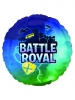 17C Battle Royal Foil Balloon S40